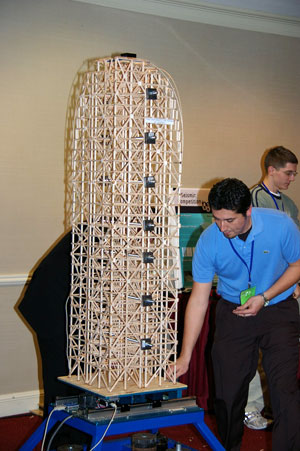 2008 EERI Student Seismic Design Competition